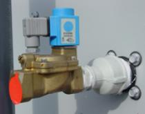Electric water level control package