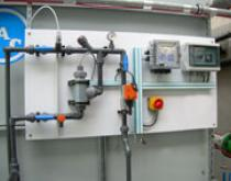 Water treatment equipment